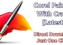 Corel Painter Crack With License Key