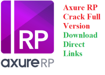 Axure RP Crack With Activation Key