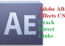 Adobe After Effects CS2 Crack With Activation Key