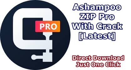 Ashampoo ZIP Pro 3 Crack Full Version