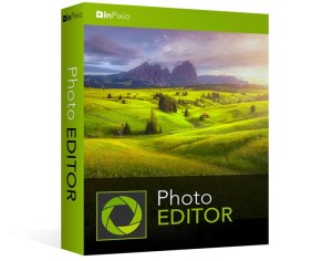 InPixio Photo Editor Crack With Registration Key Free Download