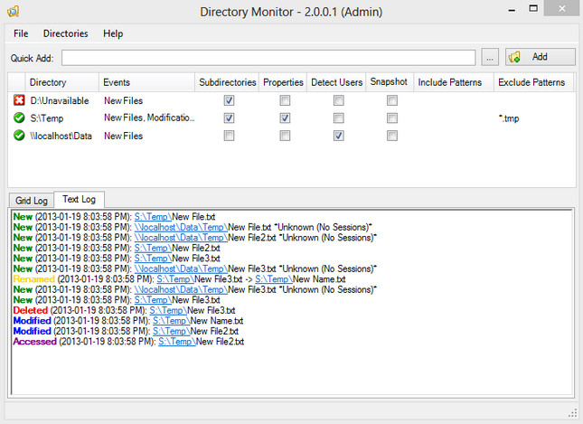 Directory Monitor Pro Crack With Patch Free Download