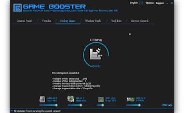EZ Game Booster Registration key