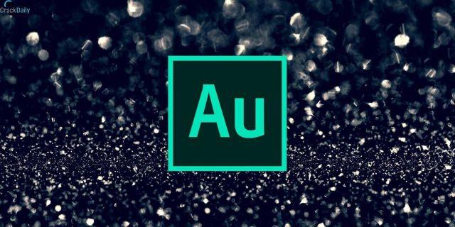 Adobe Audition Crack