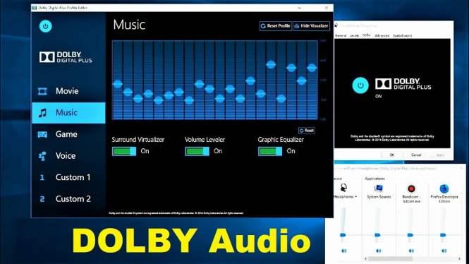 Dolby Access Registration key