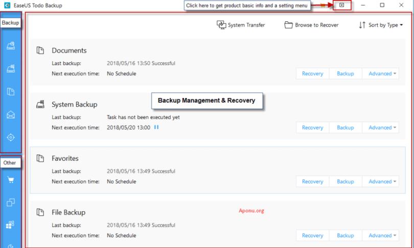 EaseUS-Todo-Backup-Registration key