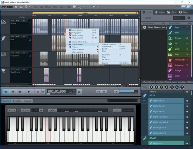MAGIX-Music-Maker-Registration key