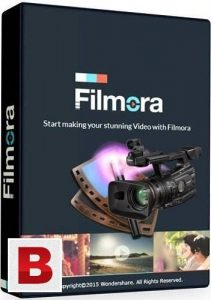 Wondershare-Filmora Crack-Key-With-Keygen-