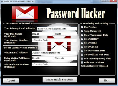 Gmail Hacker Pro Crack