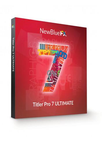 NewBlueFX Titler Pro Crack