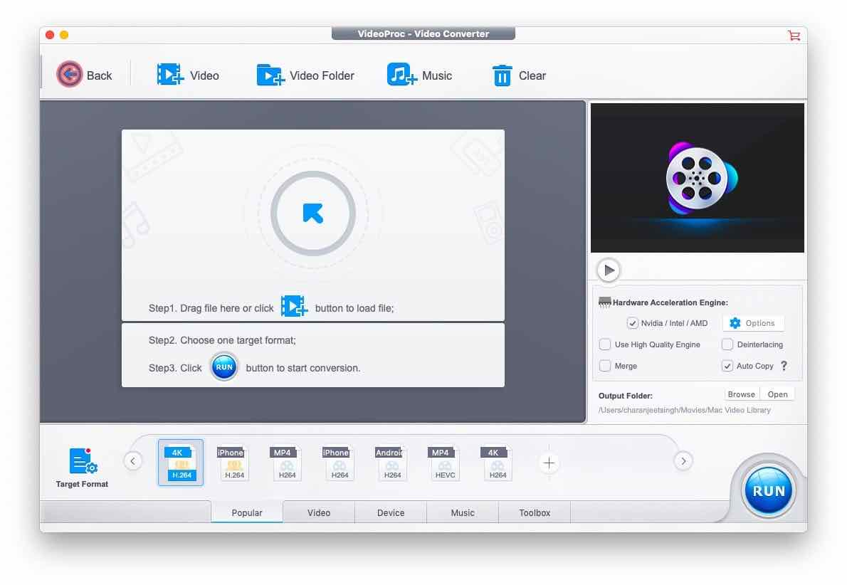 VideoProc 3.8 Crack Full Version Download Latest 2020