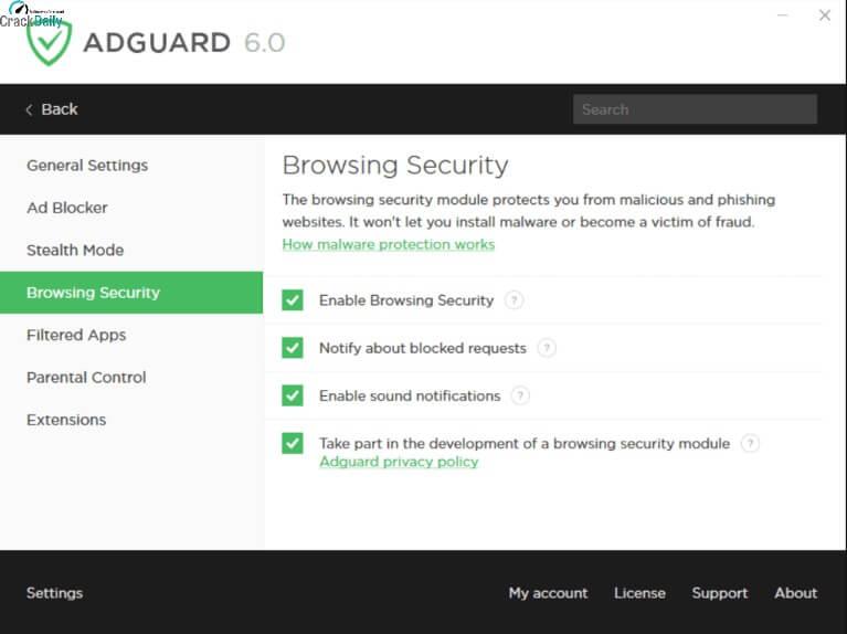 Adguard Premium Screenshot 1