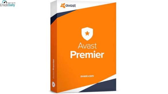 Avast Premier License File Cover