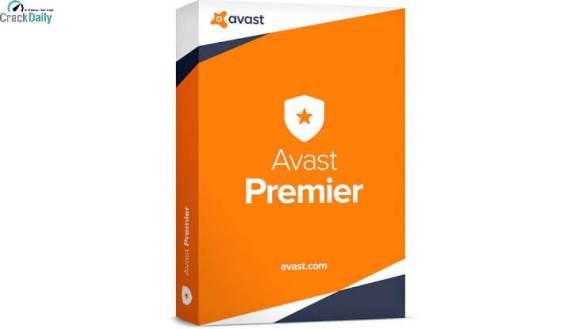 Avast Premier License File Cover