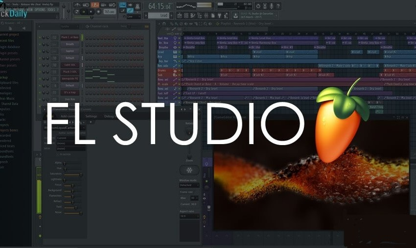 FL Studio Cover