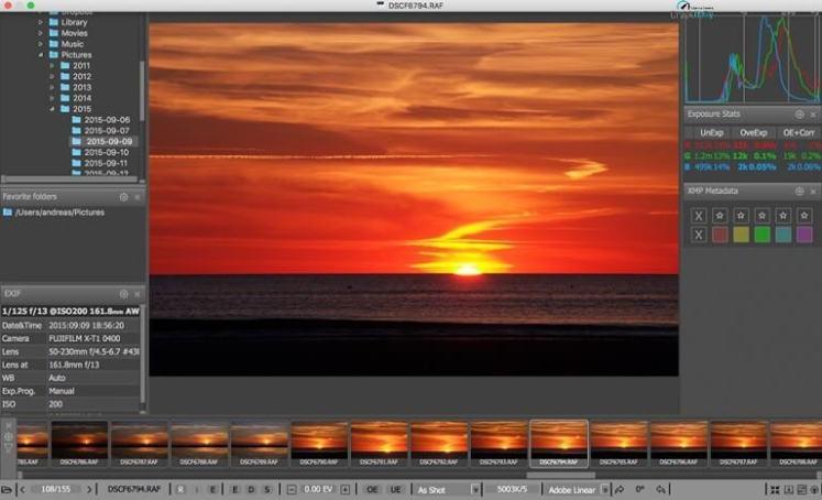 Photo Mechanic Screenshot 2