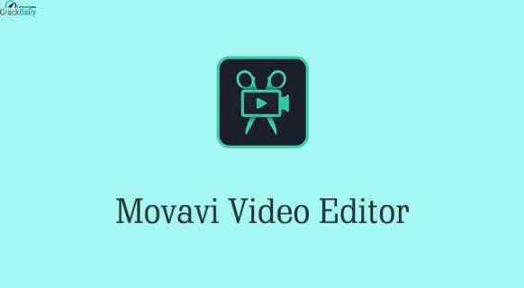 Movavi Video Editor Cover