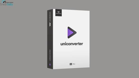 Wondershare UniConverter Cover