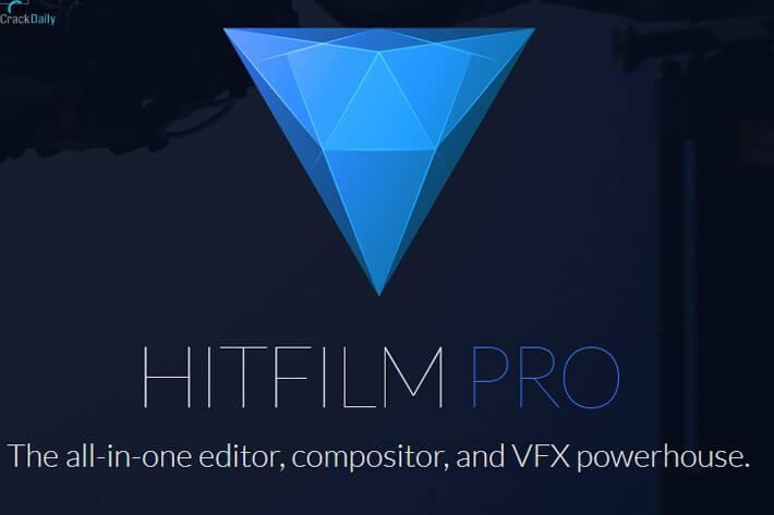 HitFilm Pro Full Cover