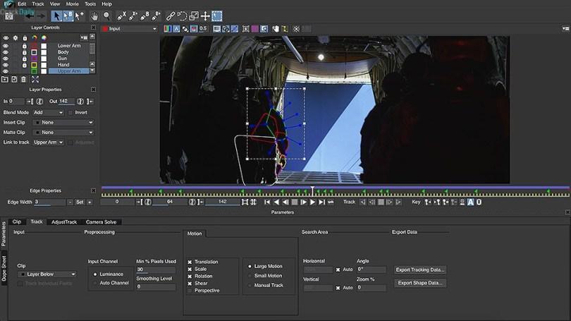 HitFilm Pro Screenshot
