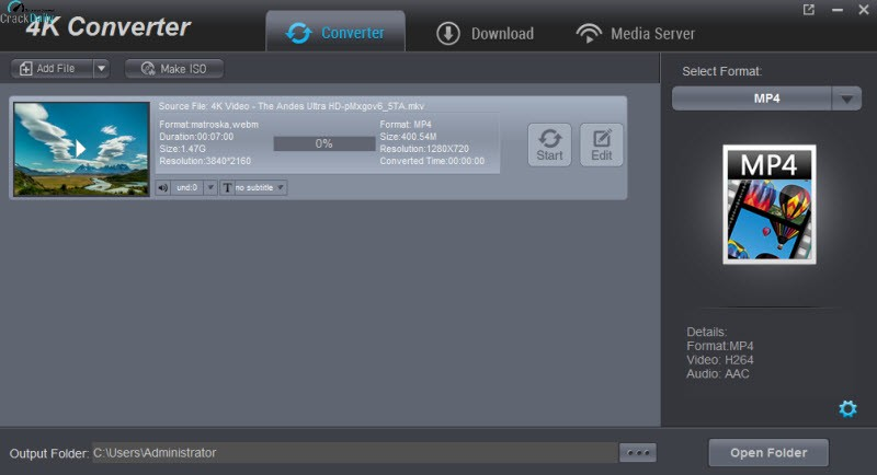 4K Video Downloader Screenshot