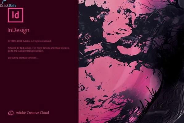 Adobe InDesign CC Cover