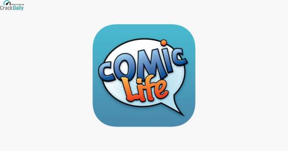 Comic Life Cover