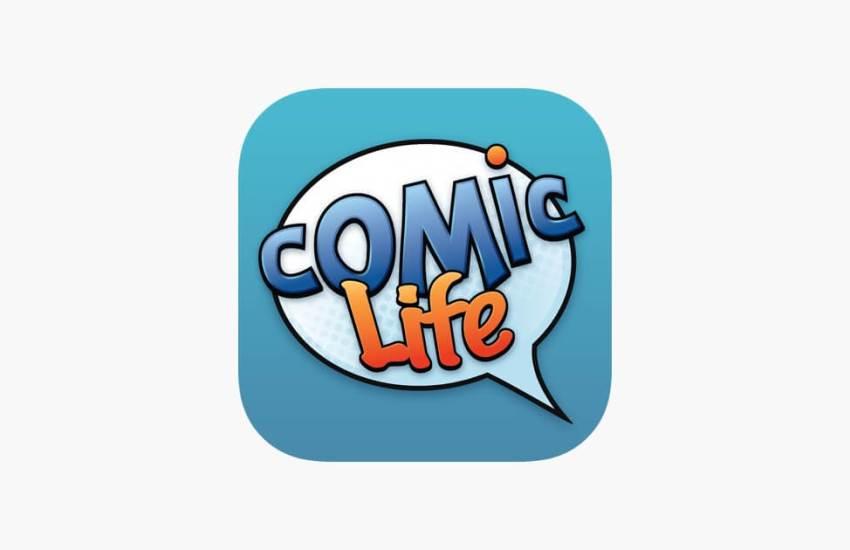 Comic Life Cover