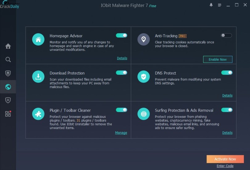 IObit Malware Fighter Pro Screenshot