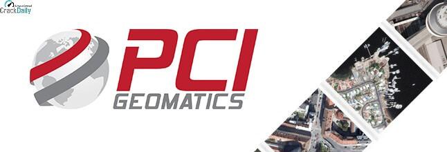 PCI Geomatica Cover