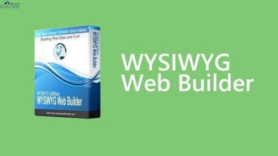 WYSIWYG Web Builder Cover