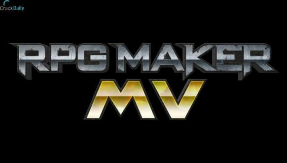 RPG Maker MV Cracked Cover
