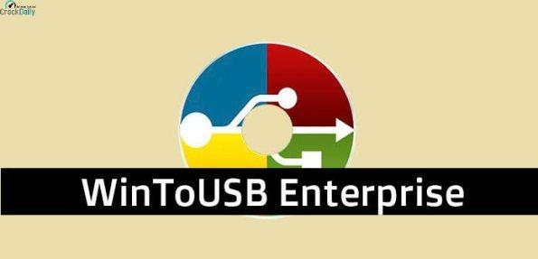 WinToUSB Enterprise Cover