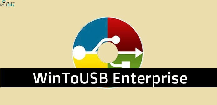 WinToUSB Enterprise Cover