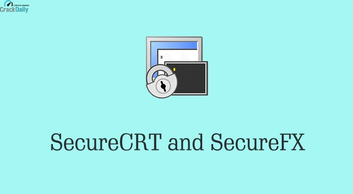 SecureCRT and SecureFX Cover