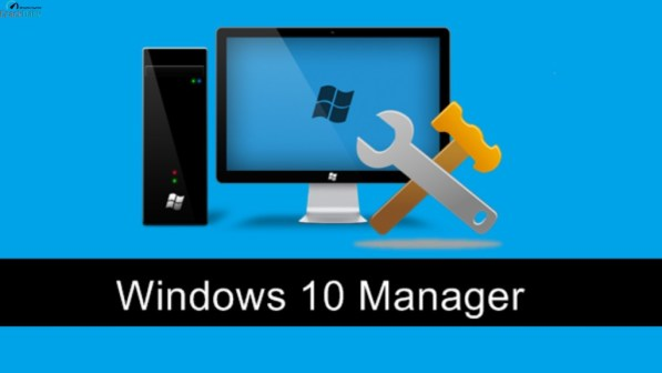 Yamicsoft Windows 10 Manager Cover