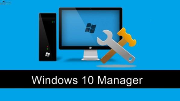 Yamicsoft Windows 10 Manager Cover