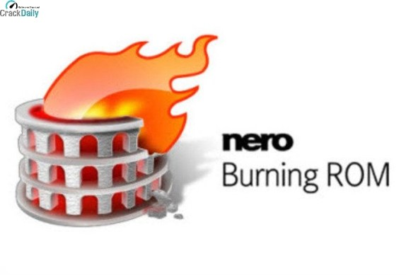 Nero Burning ROM Cover