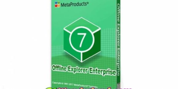 Offline Explorer Enterprise Cover