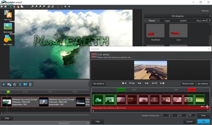 Ashampoo Burning Studio Screenshot