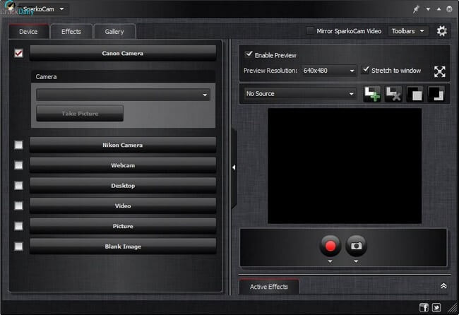 SparkoCam Crack Serial Number Free Download