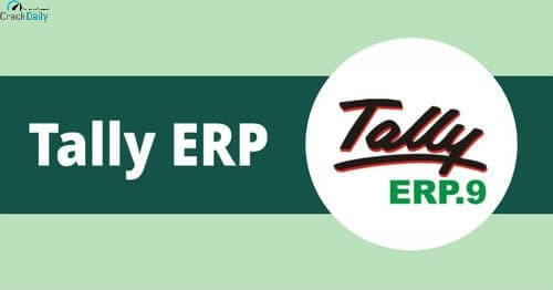 Tally ERP Cover