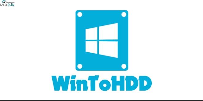 WinToHDD Enterprise Cover