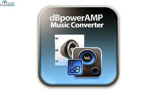 dBpoweramp Music Converter Cover