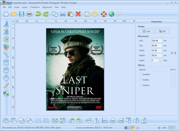 RonyaSoft Poster Printer Full Crack Free Download