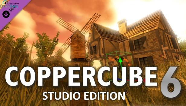 CopperCube Professional Cover