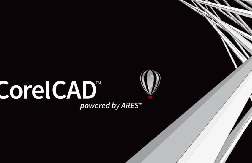 CorelCAD Cover