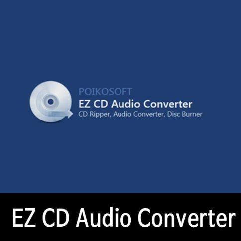 EZ CD Audio Converter Logo