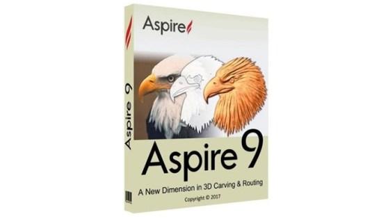Vectric Aspire Pro Logo