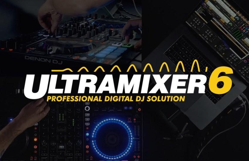 UltraMixer Pro Entertain Cover